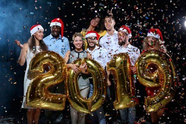 Приглашаем встретить Новый 2019 год в отеле «Марко Поло»